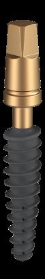 Однокомпонентный имплант Simplex