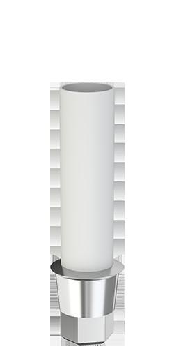 Абатмент беззольный (металл.основа)