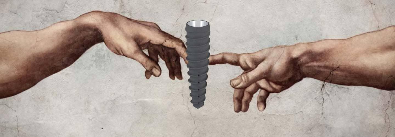 Двухкомпонентный имплантат Basis