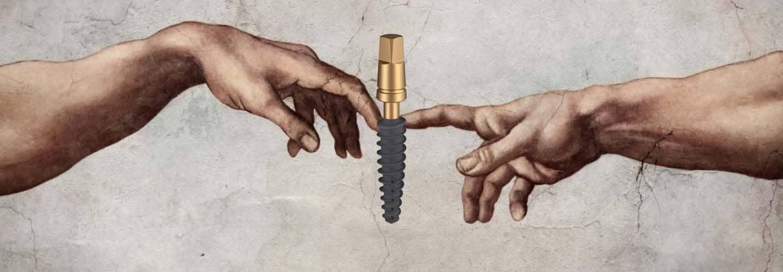 Однокомпонентный имплантат Simplex
